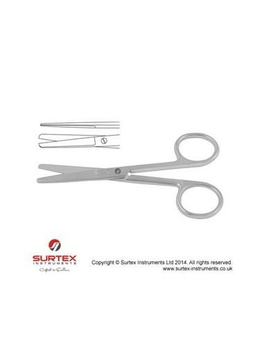 TIJERAS CIRUGIA RECTA BLUNT/ BLUNT 14.5  cm  5 3/4