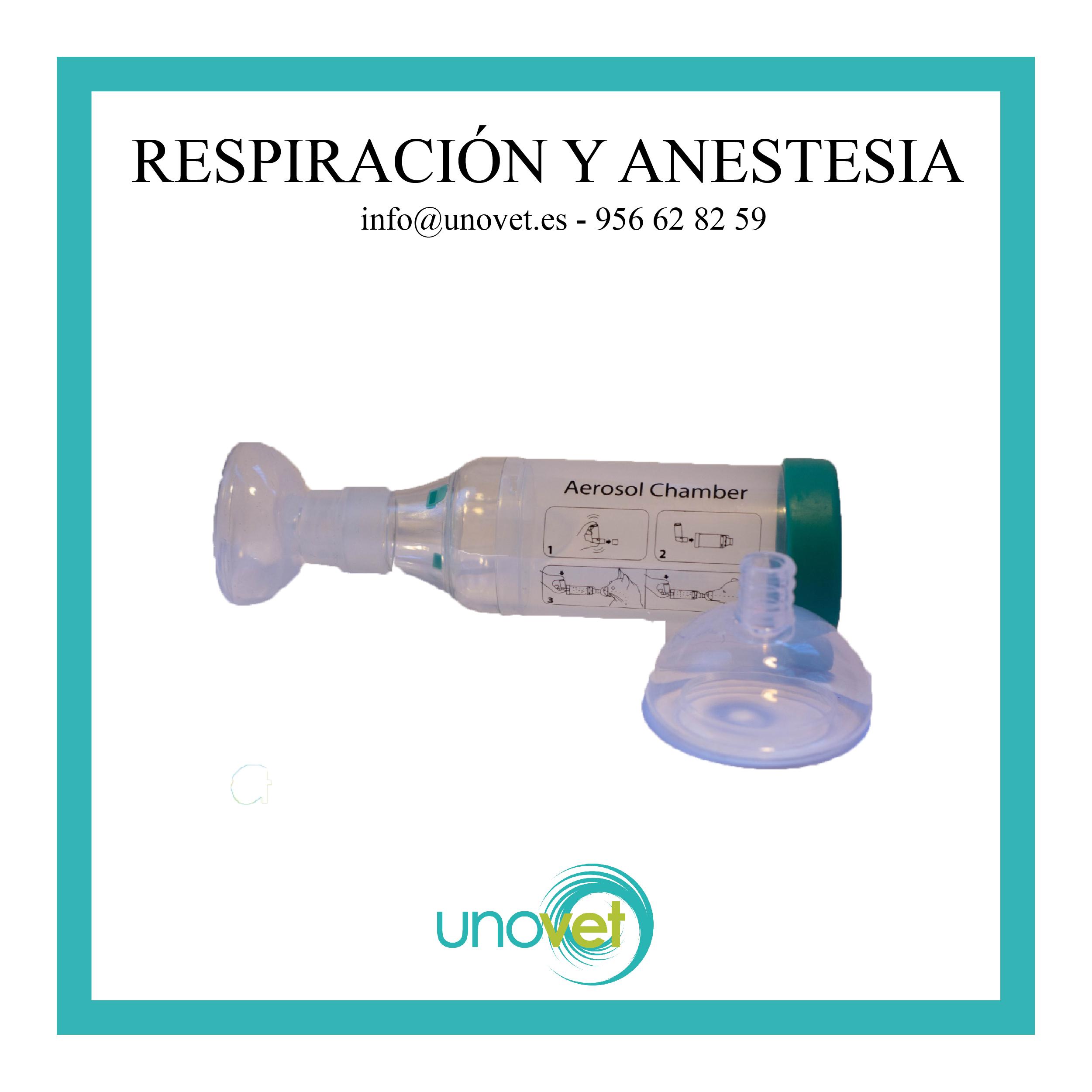 Catálogo respiración y anestesia